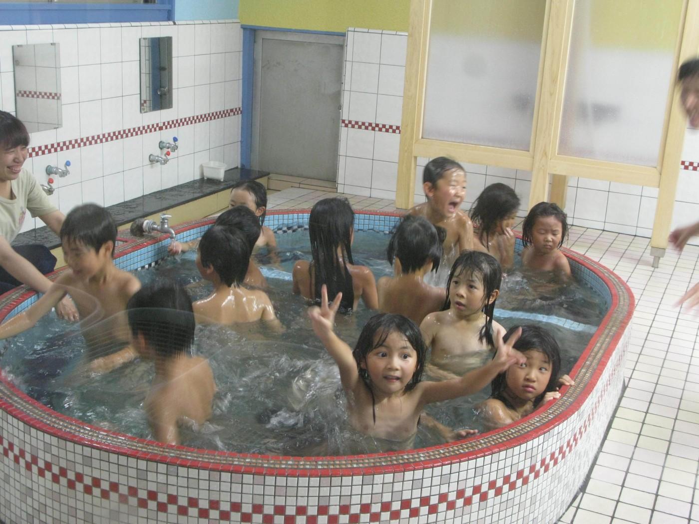 幼稚園 入浴 東都よみうり